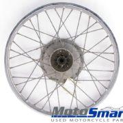 1975-Yamaha-Takasago-DT250-Front-Wheel-Rim-21-Inch-Poor-Used-107469-271384274431-2