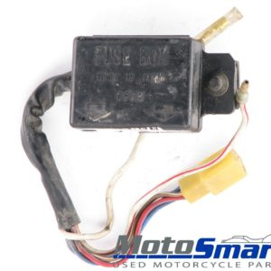 1982-Kawasaki-KZ305A-KZ305-A1-CSR-Fuse-Holder-Box-Case-Fair-Used-109992-281506753122