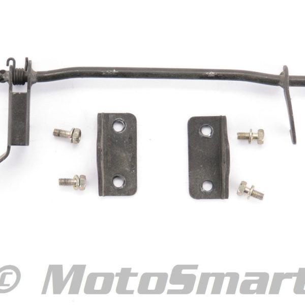 82-Yamaha-XJ650LJ-Seca-Turbo-Seat-Latch-Lever-Assembly-Fair-Used-105715-270798402014