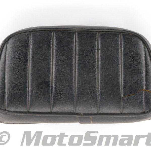 60s-or-70s-Honda-CL350-Passenger-Back-Rest-Cushion-Fair-Used-105643-280723162656